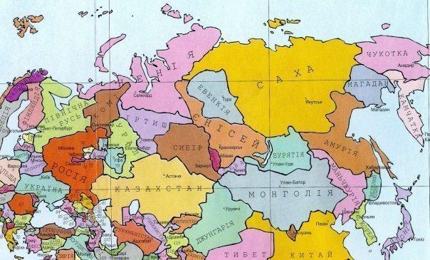 Мир развивается очень динамично, появляются новые государства, - Путин об оккупированных РФ территориях - Цензор.НЕТ 7531